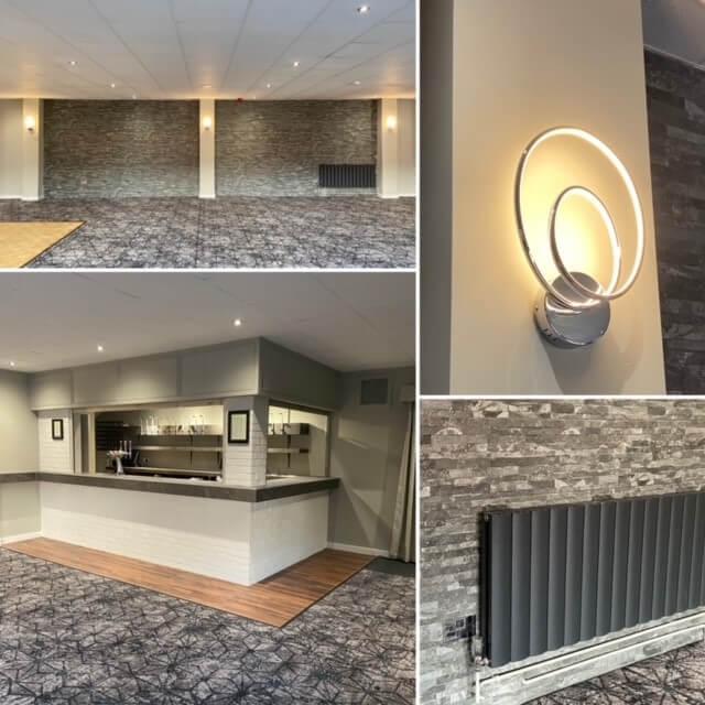 Westminster suite refurbishment